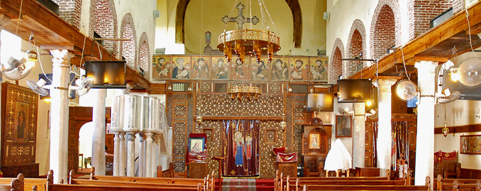 classic-egypt-tour-cairo-coptic-churche
