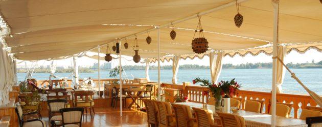 Sail Down The Nile On A Dahabiya Boat